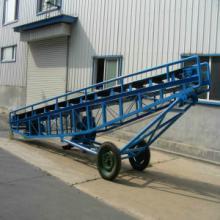 山东移动皮带输送机供应商图片