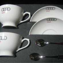 供应珠海品牌汽车促销广告咖啡杯具批发