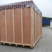 供应用于的苏州钢带箱木箱包装电缆盘批发