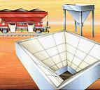 山东新兴煤仓衬板,聚乙烯衬板,超高分子聚乙烯板