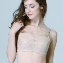 供应欧丽专业义乳文胸无钢圈抹胸款  健康义乳 术后文胸  可拆肩带