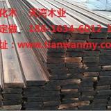供应江苏表面碳化木最低价 南京炭化防腐木木材厂 南京深度碳化木扣板