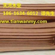 上海表面碳化木直销图片