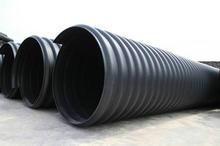 河南郑州钢带增强聚乙烯波纹排污管批发