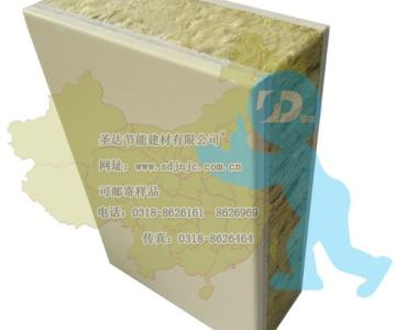 供应SD碳岩棉保温装饰板图片