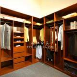 供应安康运驰家具专业定制衣柜及衣帽间-实木多层柜体-实木颗粒柜体