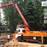供應小型混凝土泵車專供