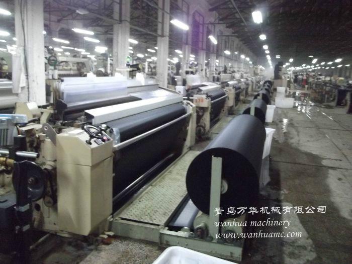 供应WH851-I万华大卷装喷水织布机平机